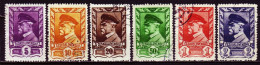 CSSR 1945 - 433-38 O / Michel - Used Stamps