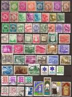 Israël   2   Y/T  Tussen 38 En 962 - Timbres