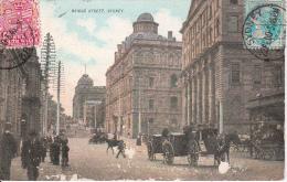 PC Sydney - Bridge Street - 1909 (8799) - Sydney