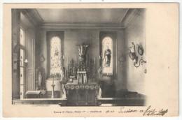 75 - PARIS 1 - Ecole (Notre-Dame) Saint-Roch (37 Rue St-Roch) - Chapelle - District 01