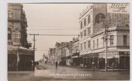 Nouvelle  Zélande :  AUCKLAND  : Vue;   Esk Street  Invercargill  Fgr - Nouvelle-Zélande