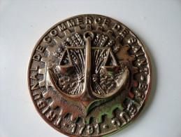 TRIBUNAL DE COMMERCE DE SAINT BRIEUC - Jetons & Médailles
