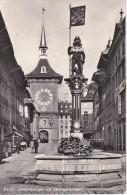 AK Bern - Zeitglockenturm Und Zähringerbrunnen - Werbestempel Rad-Weltmeisterschaft - 1961 (8807) - BE Berne