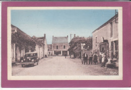 36.- SAINT-AOUT .- Route D' Ardentes - France