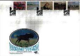 RSA, 1993, Mint First Day Cover Nr. 6-02, Tourism, SACCnr(s) - FDC