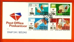 RSA, 1994, Mint First Day Cover Nr. 6-06, Stamp Day, SACCnr(s) - FDC