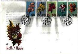 RSA, 1994, Mint First Day Cover Nr. 6-07, Health Flowers, SACCnr(s) - FDC