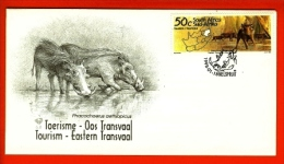 RSA, 1994, Mint First Day Cover Nr. 6-08, Transvaal SACCnr(s) - FDC