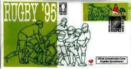 RSA, 1995, Mint First Day Cover Nr. 6-14b, Rugby  , SACCnr(s) - FDC