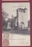 19 - 200914 - NOAILLES - Eglise Du XIIe Siècle - - Otros Municipios