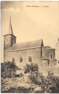 VILLERS St SIMEON (4453) L ´ église - Juprelle