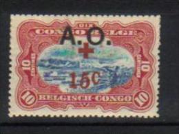 """RUANDA-URUNDI 37** Timbres du Congo Belge de 1918 surcharg�s """"A.O"""" - NEUFS"""