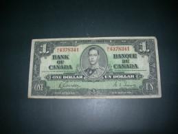 Canada.  1 Dollar . - Kanada