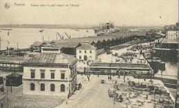 Anvers - Ecluse Entre Le Petit Bassin Et L'Escaut - Antwerpen