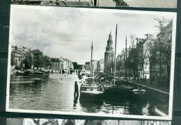 AMSTERDAM Oude Waal Met Montelbaanstoren - Eai53 - Amsterdam