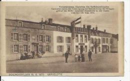 Gravelotte     SCHLACHTFELDER  18 8 1870 - Francia