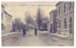 E3824  -  MOULAND  -  Route De Maestricht  -  Frontière   *Hermans N° 530* - Voeren