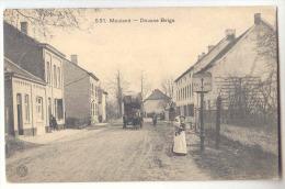 E3825  -  MOULAND  -  Douane Belge   *Hermans N° 531* - Voeren