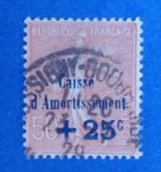 France 250 Oblitéré Ttb - Usati