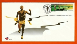 RSA, 1996, Mint First Day Cover Nr. 6-32,  Marathon Comrades, SACCnr(s) - FDC