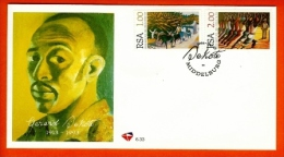RSA, 1996, Mint First Day Cover Nr. 6-33,  Gerard Sekoto,  SACCnr(s) - FDC