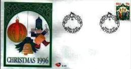 RSA, 1996, Mint First Day Cover Nr. 6-43,  Christmas,  SACCnr(s) - FDC