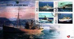 RSA, 1997, Mint First Day Cover Nr. 6-55, Navy,  SACCnr(s) - FDC