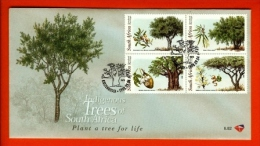 RSA, 1998, Mint First Day Cover Nr. 6-82, Trees Week,  SACCnr(s) - FDC