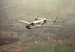 AVION AVIATION 16 MOYNET-JUPITER AVION BI-MOTEUR D'AFFAIRES ET LIAISON SUD AVIATION  ED. LYNA - 1946-....: Moderne