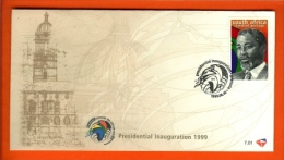 RSA, 1999, Mint First Day Cover Nr. 7-01,  Thabo Mbeki.,  SACCnr(s) - FDC