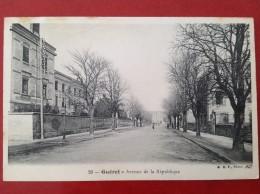 23 Creuse GUERET Avenue De La Republique - Guéret