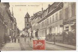 Sarremine  Rue Général Kremer - Sarreguemines