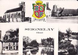 89 / SEIGNELAY / MULTIVUES - Seignelay