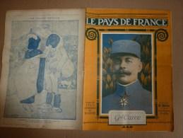 1919 LPDF: Belgique;Retour En France;Nierstein;Oppenheim;Tuberculose;CONTANTINOPLE (Istanbul);Italiens à Kustendil; USA - Revues & Journaux
