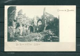 VILLERS: L'Eglise , Niet Gelopen Postkaart (GA17388) - Villers-la-Ville