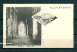 VILLERS: Eglise , Niet Gelopen Postkaart (GA17389) - Villers-la-Ville