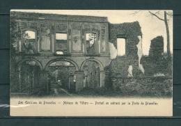 VILLERS: Les Environs De Bruxelles, Niet Gelopen Postkaart (GA17398) - Villers-la-Ville