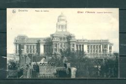 BRUXELLES: Palais De Justice, Niet Gelopen Postkaart (GA17760) - Monumenten, Gebouwen