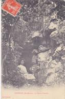 Gourzon,la Grotte Chatelet - France