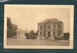 ASSCHE: Gemeentehuis, gelopen postkaart 1922 (GA18037)