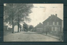 ASSCHE: Walfergem, gelopen postkaart 1907 (GA18039)
