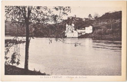 42. La Loire à VERNAY. Château De La Corde - France
