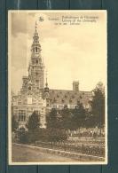 LOUVAIN: Bibliothéque De L'Université, Niet Gelopen Postkaart (GA18443) - Leuven