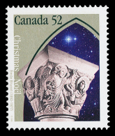 Canada (Scott No.1586 - Noël / 1995 / Christmas)+ [**] - 1952-.... Règne D'Elizabeth II