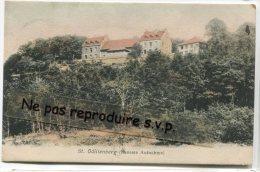 - St-Odilienberg  Neueste Aufnahme, ( Alsace ), Peu Courante, BE, écrite En 1908, Scans.. - France