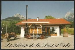 BERNEX Distillerie Artisanale De La DENT D'OCHE Birraux-Dupraux - Annecy