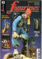 MAQUETTE - Magazine FIGURINES N° 42 Octobre-novembre 2001 - Etat Excellent - Francia