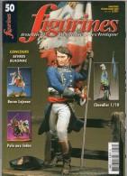 MAQUETTE - Magazine FIGURINES N° 50 Février-mars 2003 - Etat Excellent - Francia