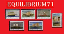 2002/2007** Voiliers / Zellschepen - CONGO - República Democrática Del Congo (1997 - ...)