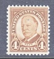 U.S.  685     Perf  11 X 10 1/2    ** - Etats-Unis